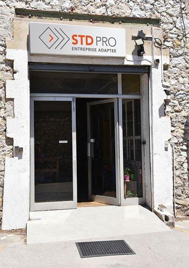 Locaux STD Pro dans le 15e arrondissement de Marseille