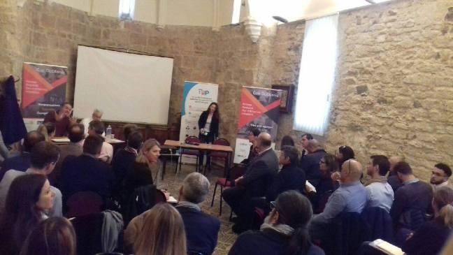 Rencontre avec le réseau de Cap Occitanie au domaine de Maguelone