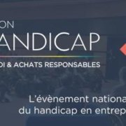 Salon Handicap - 28 mai 2018 à Paris