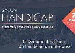 Salon Handicap - 28 mai 2018 à Paris