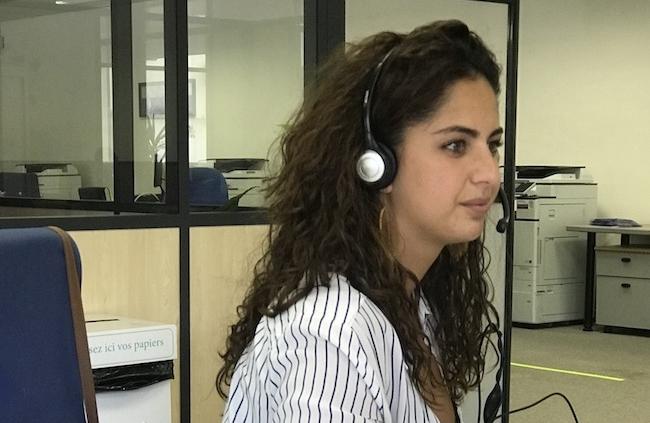 Témoignage vidéo d'une collaboratrice recrutée en CDD Tremplin chez STD Pro