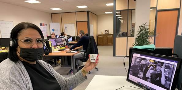 STD Pro soutient Café Joyeux